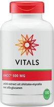 Vitals AHCC 500 mg Voedingssupplementen - 180 vegicaps
