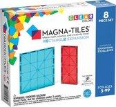 Magna-Tiles® Clear Colors Rectangles Expansion Set