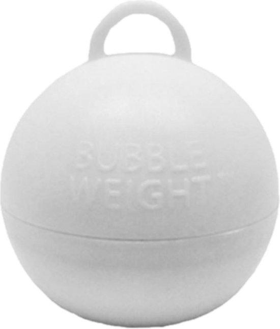 Witbaard - Ballongewicht - Bubble - Wit - 35gr. - 1 stuks