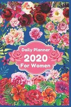 Daily Planner 2020 for Women