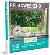 Bongo Bon Nederland - Relaxweekend Cadeaubon - Cadeaukaart cadeau voor vrouw   550 hotels met spa- en wellnessfaciliteiten