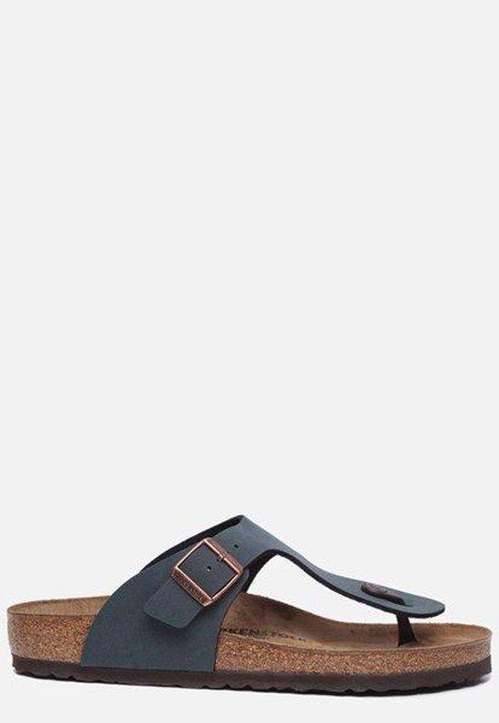 Birkenstock Ramses Heren Slippers Regular fit - Basalt - Maat 44