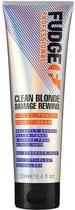 Fudge Clean Blonde damage rewind violet conditioner - 250 ml