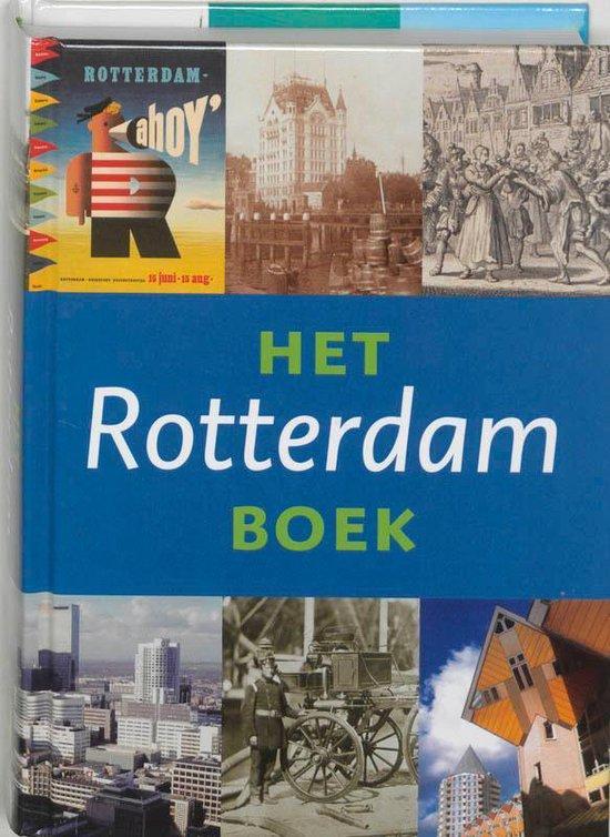 Het Rotterdam Boek - Arie van der Schoor |