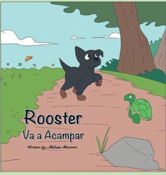 Rooster Va a Acampar