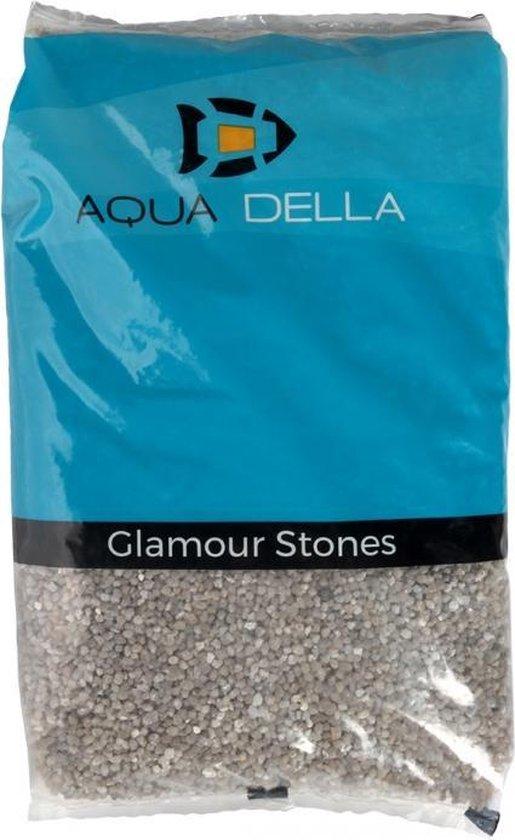 Aquariumgrind quartz grey 2-3mm - 2kg