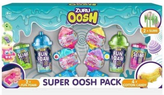 Afbeelding van het spel ZURU Oosh Super Lollipops Pack Super