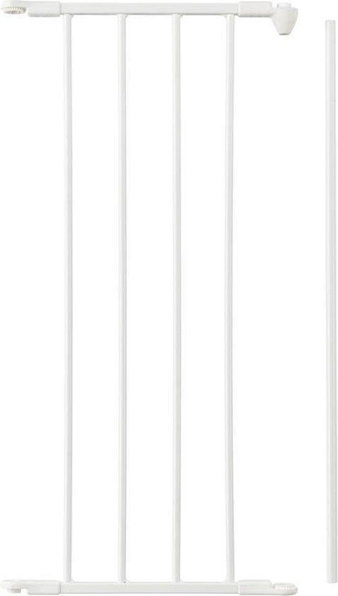 Babydan Flex Section Medium - Wit 33Cm