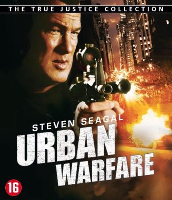 Cover van de film 'True Justice - Urban Warfare'