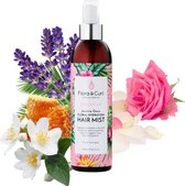 Flora & Curl Jasmine Oasis Floral Hydration Hair Mist 250 ML - Curly Girl Proof