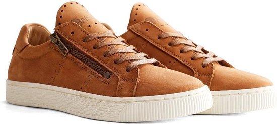 Softwaves Sneakers Dames (Cognac) om te zoenen