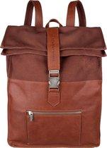 Cowboysbag - Rugzakken - Backpack Hunter 15.6 inch - Cognac