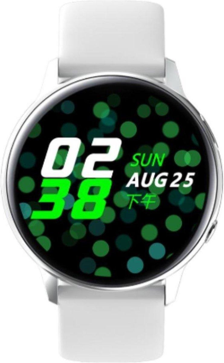 Maoo Retilla Smartwatch – HD AMOLED Touchscreen – ECG Hartslagmeter – Lange Batterijduur – Multi-Sport - Waterproof - Wit kopen