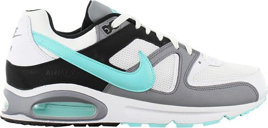 Nike Air Max Command heren sneaker groen-grijs maat 47