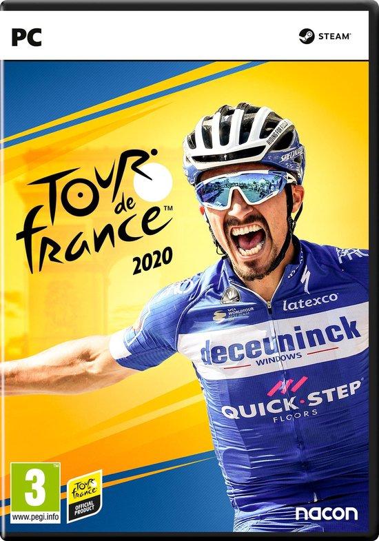 Tour de France 2020 – PC (code in box)