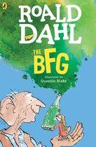 Boek cover The BFG van Roald Dahl (Paperback)
