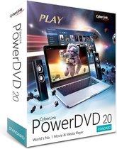 Cyberlink PowerDVD 20 Standard - Meertalig - Windows download