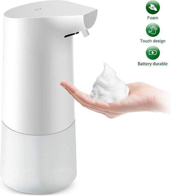 bol.com | Automatische zeepdispenser - Foam dispenser - no touch - sensor -  handgel -...