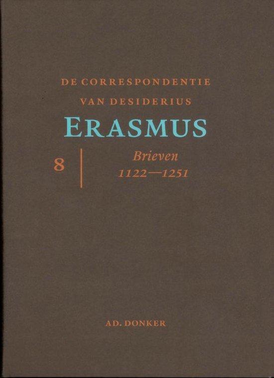 De correspondentie van Desiderius Erasmus 8 - Desiderius Erasmus |
