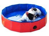 Premium Hondenbad | Speelbad | Zwembad voor dieren | 80x80x30cm