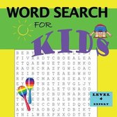 Word Search for Kids Level 4