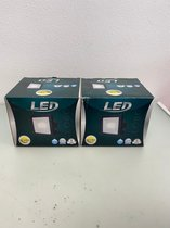 Led lamp (set van 2)