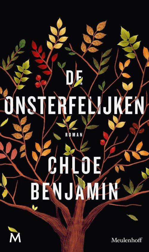Boek cover De onsterfelijken van Chloe Benjamin (Onbekend)