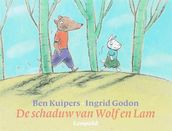De schaduw van wolf en lam - Ben Kuipers |