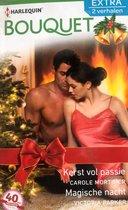 Bouquet Extra 2 in 1 Kerst vol passie - Magische nacht