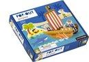 PETITCOLLAGE - Pop-out 3D puzzel Piraten