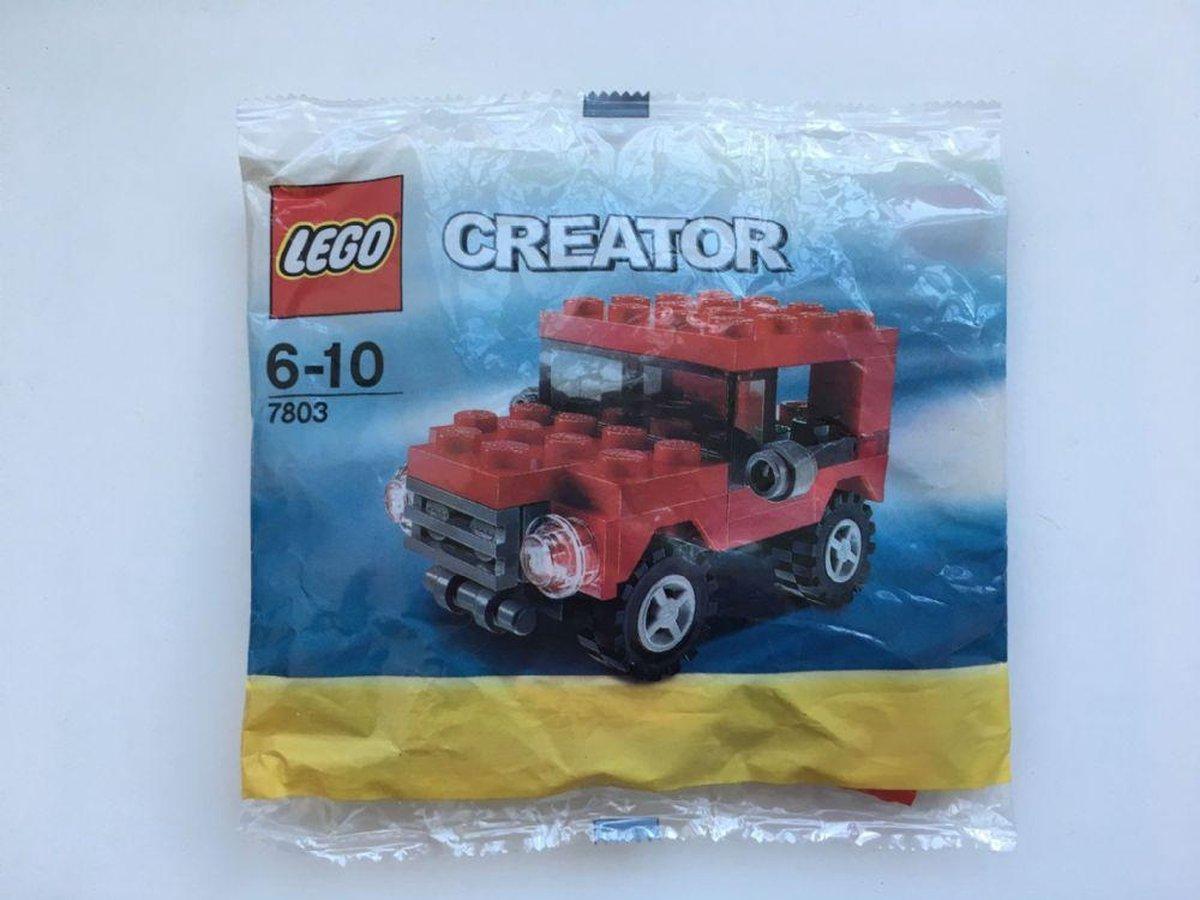 Lego Creator 7803 - Jeep ( polybag )