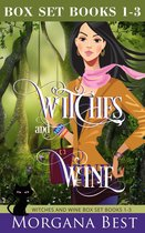 Witches and Wine: Box Set: Books 1-3