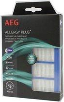 AEG H13 allergy plus  - Hepafilter - uitwasbaar - Wit