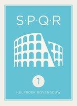 SPQR Latijn hulpboek 1 bovenbouw