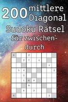 200 mittlere Diagonal Sudoku Ratsel fur zwischendurch