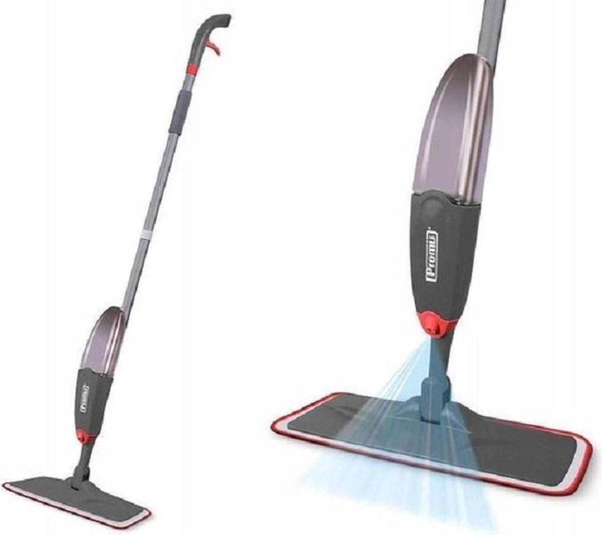 Spray mop dweil - geschikt voor diverse oppervlakten - parket - laminaat - marmer e.a. kopen