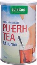 Purasana - Pu-Erh Tea Instant - 200 Gram - Zoet van Smaak - Fat Burner