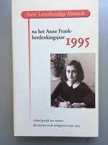 Aarts' letterkundige almanak na het Anne Frank-herdenkingsjaar 1995