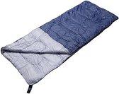 Slaapzak 'Envelop' Dekenmodel | Zomer | Polyester | 190cm x 70cm |Met hoes | Aanritsbaar