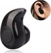 Mini Draadloos Bluetooth 4.1 oortje - Handsfree bellen - Auto draadloos bellen - In-Ear oortje - Zwart - Geen set