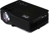 Silvergear Draagbare Projector Beamer - HDMI en WiFi - Mini Beamer - 1200 ANSI-lumen - 1920 x 1080
