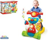 Clementoni - Baby - Interactieve Pratende Looptrainer - Scooter - Interactief - Lopen -