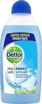 Dettol Power & Fresh katoen allesreiniger - 500 ml
