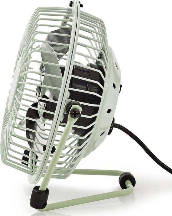Usb Ventilator Perel O 14 Cm Geruisarm