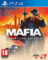 Mafia - Definitive Edition - PS4