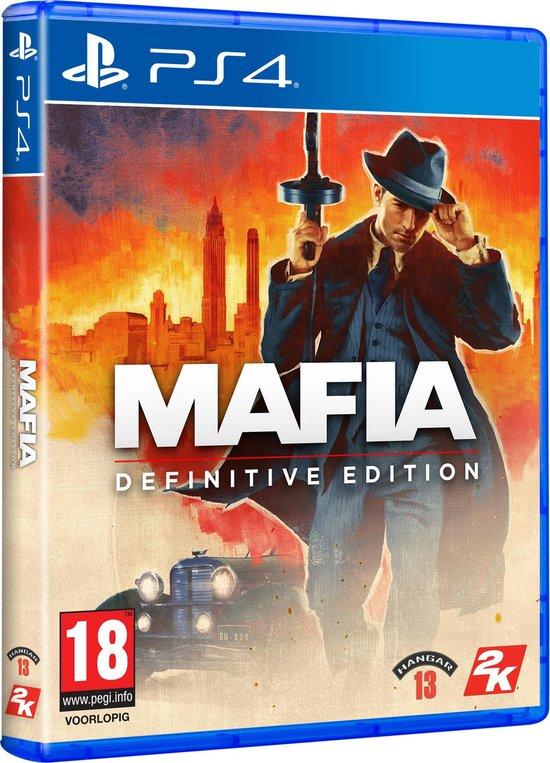 Mafia - Definitive Edition - PS4