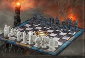 The Noble Collection Lord of the Rings: Battle for Middle Earth Chess Set - Bonte Kleuren