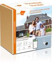 Voordeelbundel: WoonVeilig Alarmsysteem + HD Buitencamera - Nu met € 119,- Prijsvoordeel
