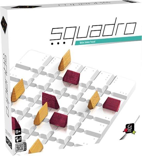 Afbeelding van het spel Squadro Breinbreker