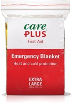 Care Plus Emergency Blanket - Reddingsdeken - tweezijdig-